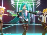 PS3&PS Vita「初音ミク -Project DIVA- F 2nd」OP映像