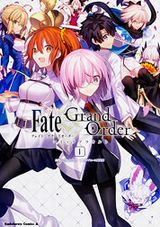 「Fate/Grand Order」アンソロジーコミック2冊が同時発売