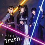TrySailの8thシングル「Truth.」発売。「BEATLESS」新OP