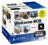 お得な「PlayStation Vita Wi-Fiモデル Welcome BOX」3月発売